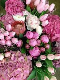 bunch sizes for flowers and greenery