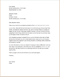 Thank You Letter For Food Donation Donation Thank You Letters Rome Fontanacountryinn Com