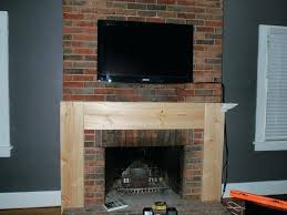 best 25 diy fireplace mantel ideas on diy mantel throughout build your own fireplace ideas