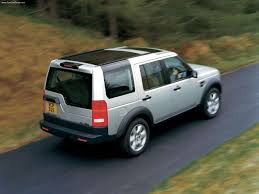 Land Rover Wallpapers - Download Free 2005 Land Rover Discovery 3 ...
