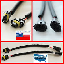 h11 h8 wiring harness socket wire connector plug extension cable H11 Wiring Harness image is loading h11 h8 wiring harness socket wire connector plug autozone h11 wiring harness