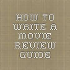 Moonlight Movie Review  amp  Film Summary          Roger Ebert How to Write a Film Analysis Essay