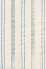 dash and albert swedish stripe woven cotton rug 2 x3