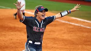 Kaitlin Lee Softball Ole Miss Athletics