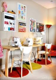 office craft room ideas. Home Office Craft Room Design Ideas And