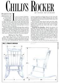 Adirondack Rocking Chair Plans Rocking Chair Plans Cool Storage