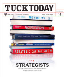 Tuck Today – Fall 2014 Issue by Tuck School of Business at Dartmouth ...