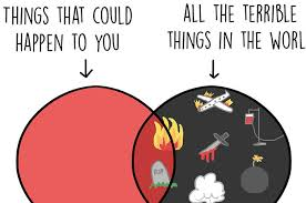 Worry Chart 12 Charts That Are Way Too Real For People Who Worry Constantly