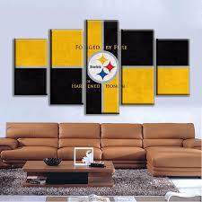 Steelers Bedroom Steelers Wall Art Takuicecom