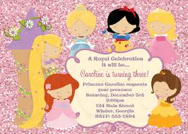 princess invitation disney inspired digital file disney princess invitation disney inspireddigital by graciegirldesigns77 12 00