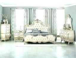 Tufted Bed Set Tufted Headboard Bedroom Sets Tufted Headboard ...