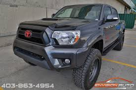 2012 Toyota Tacoma Double Cab TRD Sport 4×4 – Lifted – 20in Fuel ...
