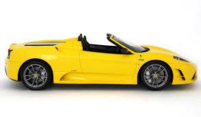 ferrari 430 scuderia yellow. amalgam ferrari f430 scuderia spider 16m yellow 1-8 hr (5) - m5253 430