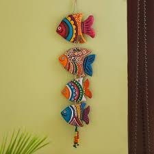 Owl bird ceramic wall hanging decoration ornament home room decor. Garden Decor Items Online In India Outdoor Decor Items Exclusivelane