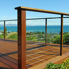 Stainless Cable Infill that Enhances Any Railing and Any View!