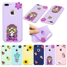details about fashion diy 3d fruits soft silicone phone case cover for iphone samsung galaxy