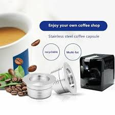 1956 marked the year the company became the biggest italian coffee roaster and. Stainless Coffee Pods Reusable Capsules Cup For Lavazza Blue Lb951 Saeco Cb 100 Capsules For Coffee Machine Coffee Tools Coffeeware Sets Aliexpress