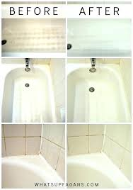 remove rust from bathtub photo 4 of 9 how to