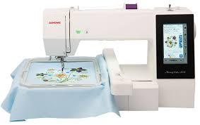 Janome - Sewing, Embroidery Machines & Sergers & Memory Craft 500E Adamdwight.com