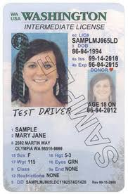 Licensing State Wa Driver dol License Designs Official Site