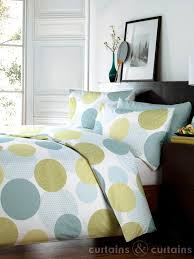 bodacious spots duvet cover with blue green clouds spots duvet cover set bedding uk in modern