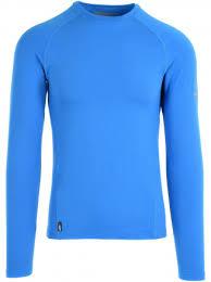 mens fit crewneck blue