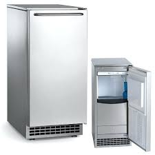 under counter crushed ice maker ice o air cooled nugget pearl ice makers lbs countertop nugget