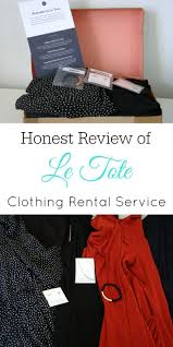 Le Tote Review Clothing Rental Service Womens Fashion