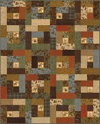 Fall Impressions - Antler Quilt Design - AQD 0255G - 752106348530 & Fall Impressions - Antler Quilt Design - AQD 0255G Adamdwight.com