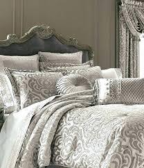 nicole miller comforters comforter set s paisley pink gray tower lotus 9 pc grey