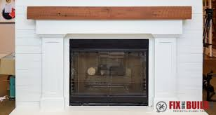 diy fireplace surround and mantel 60