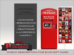 Who Makes Redbox Vending Machines Fascinating Redbox Codes Free Promo Codes 48 And Free Gift Card UPDATED Redbox