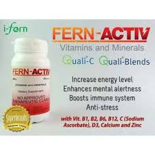 You will never have to worry about cost because iprice has 74% on vitamin b in philippines. Fern Active Vit B Complex C D Zinc Calcium Shopee Philippines