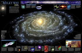a map of your galaxy – the milky way  nero´s worldvision