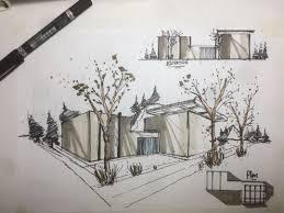 Villa Sketch Design Villa Sketch By Ashkan Torkamaan At Coroflot Com