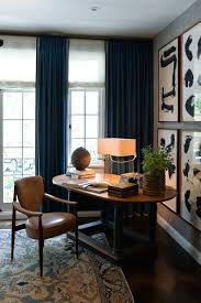 curtains for home office. masculine home office curtains for o