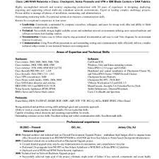 Best Resume Samples For Network Engineer Archives - Crossfitrespect ...