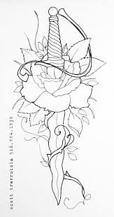 Dagger Tattoos Designs And Ideas Page