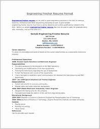 Exciting B E Freshers Resume Sample 293207 Resume Ideas