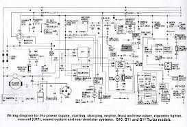 model a wiring diagram chart thermo fan wiring diagram wirdig daihatsu g10 g11 and g11 turbo models wiring diagrams