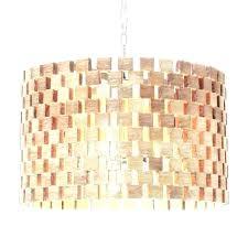 linen drum shade chandelier rectangular ceiling lights lamp large white pendant light