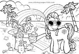 Small Picture Summer Vacation Coloring Pages Coloring Coloring Pages