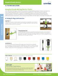 Leviton Device Color Chart Leviton Pdf Flipbook