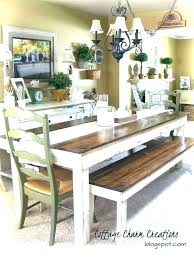 picnic style kitchen table farm style n tables bench table picnic pleasant design ideas stunning with
