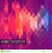 Flyer Background Template Abstract Club Flyer Template Abstract Background Stock Illustration 5