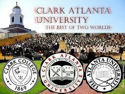 Clark Atlanta University  Harkness Hall  Atlanta  Georgia   Hogan UNCF