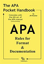 Apa Formart A Pocket Style Manual Apa Version Kindle Edition By Diana Hacker