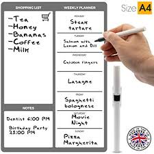 The <b>Magnet</b> Shop <b>Magnetic Weekly</b> Planner - The Perfect Organiser ...