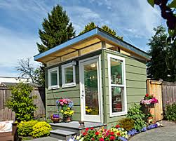 detached home office. Tacoma Detached Home Office