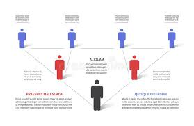 Company Hierarchy 3d Chart Business Organization Structure